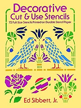 Decorative Cut & Use Stencils 9780486238807