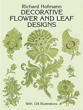Decorative Flower and Leaf Designs 9780486268699
