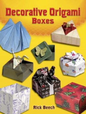 Decorative Origami Boxes Decorative Origami Boxes 9780486461731