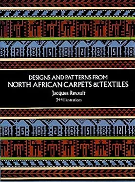 Designs and Patterns from North African Carpets and Textiles 9780486228501
