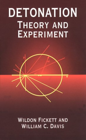 Detonation: Theory and Experiment 9780486414560