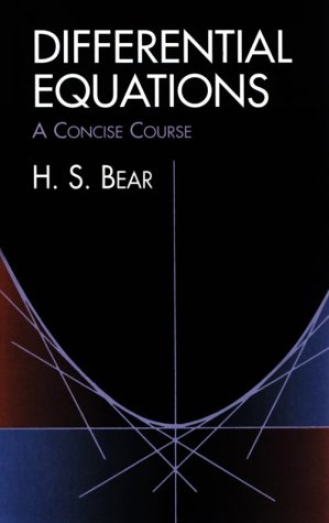 Differential Equations 9780486406787