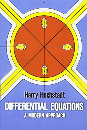 Differential Equations: A Modern Approach 9780486619415