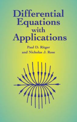 Differential Equations with Applications 9780486411545