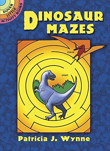 Dinosaur Mazes 9780486271101
