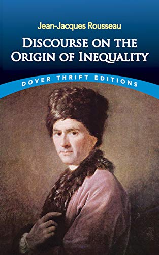 Discourse on the Origin of Inequality 9780486434148