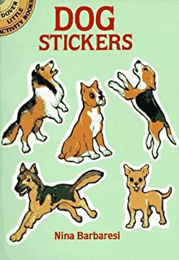 Dog Stickers 9780486272047