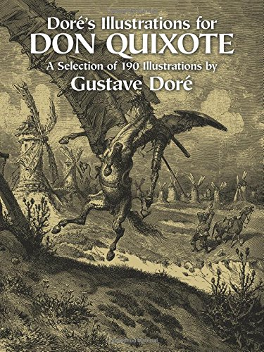 Dore's Illustrations for Don Quixote 9780486243009