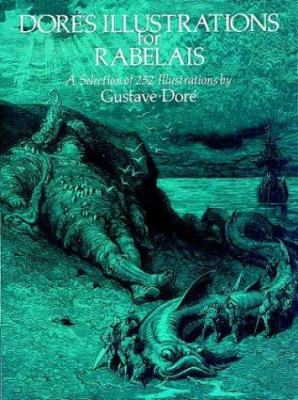 Dore's Illustrations for Rabelais 9780486236568