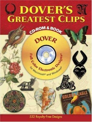 Dover's Greatest Clips [With CDROM] 9780486998107
