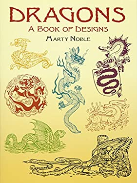 Dragons: A Book of Designs 9780486423104