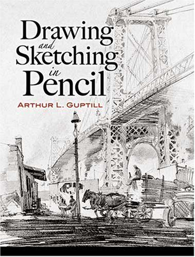 Drawing and Sketching in Pencil 9780486460482