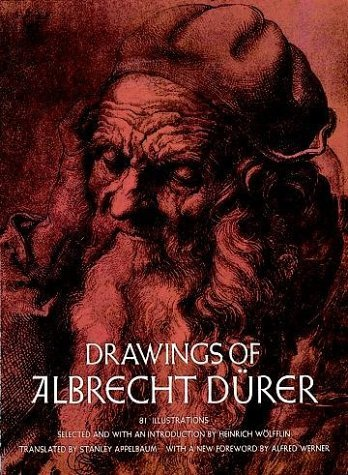 Drawings of Albrecht Durer 9780486223520