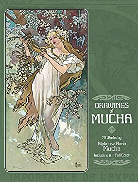 Drawings of Mucha 9780486236728