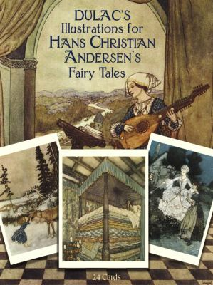 Dulac's Illustrations for Hans Christian Andersen's Fairy Tales 9780486436708