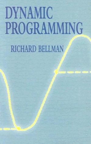 Dynamic Programming 9780486428093
