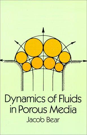 Dynamics of Fluids in Porous Media 9780486656755