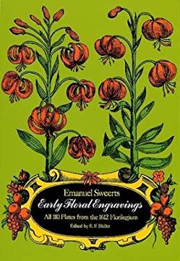 Early Floral Engravings 9780486230382