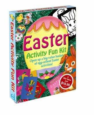 Easter Activity Fun Kit 9780486459967
