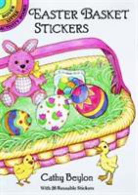 Easter Basket Stickers 9780486278100
