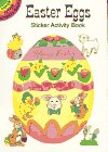 Easter Eggs Sticker Activity Book 9780486294087
