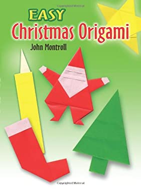 Easy Christmas Origami 9780486450247