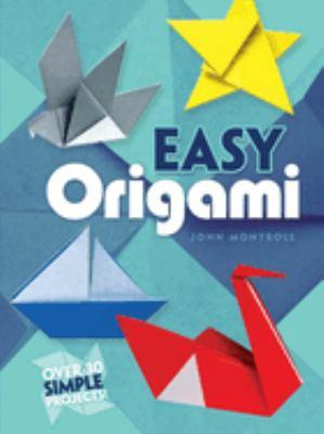 Easy Origami 9780486272986