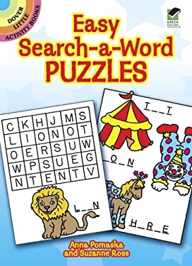 Easy Search-A-Word Puzzles 9780486266725