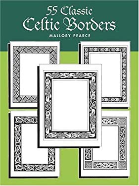 55 Classic Celtic Borders 9780486277974