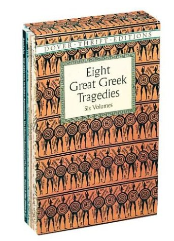Eight Great Greek Tragedies: Six Books 9780486402031