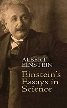 Einstein's Essays in Science 9780486470115