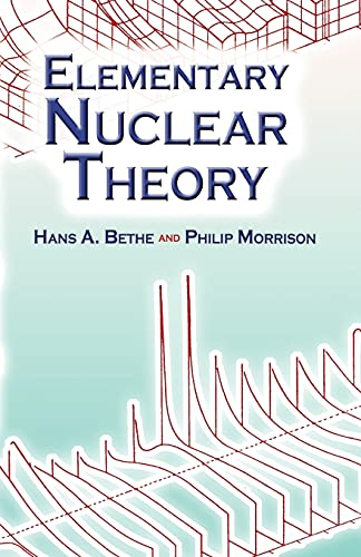 Elementary Nuclear Theory 9780486450483