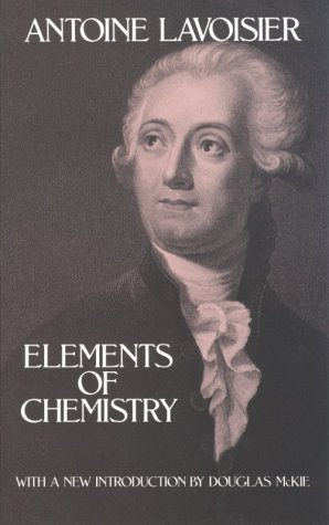 Elements of Chemistry 9780486646244