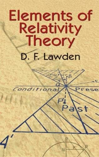 Elements of Relativity Theory 9780486435022