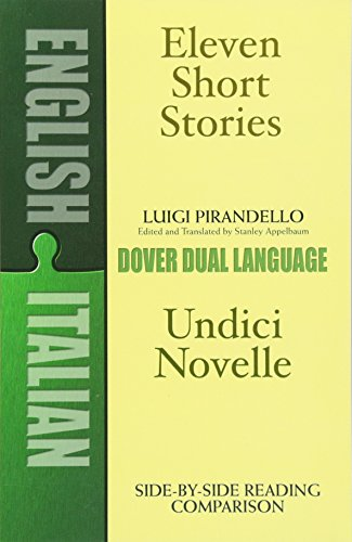 Eleven Short Stories: A Dual-Language Book 9780486280912