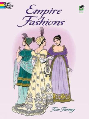 Empire Fashions 9780486418698
