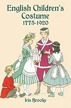 English Children's Costume 1775-1920 9780486429847