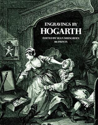 Engravings by Hogarth Engravings by Hogarth 9780486224794