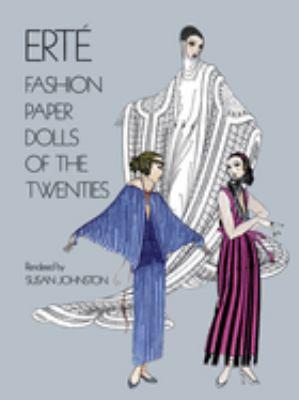 Erte Fashion Paper Dolls of the Twenties 9780486236278