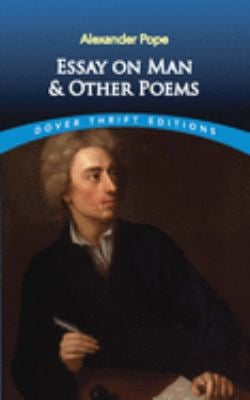 Essay on Man and Other Poems 9780486280530