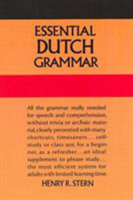 Essential Dutch Grammar 9780486246758