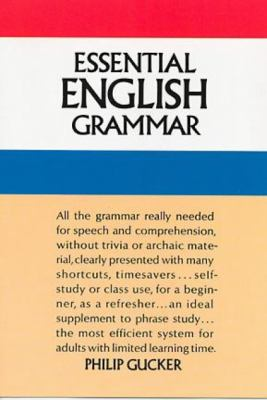 Essential English Grammar 9780486216492