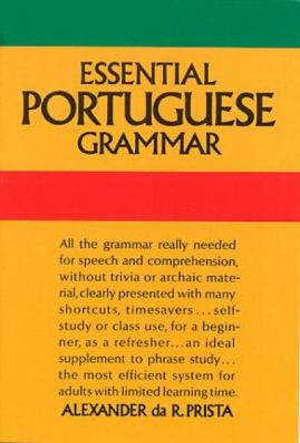 Essential Portuguese Grammar 9780486216508