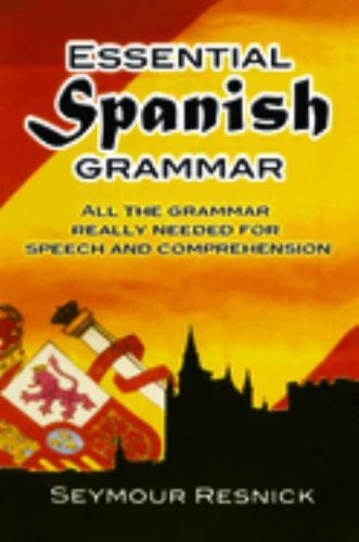 Essential Spanish Grammar 9780486207803