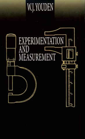 Experimentation and Measurement 9780486404516