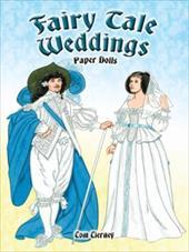 Fairy Tale Weddings Paper Dolls 1605647