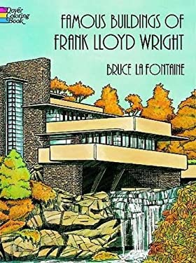 Famous Buildings of Frank Lloyd Wright 9780486293622