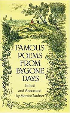 Famous Poems from Bygone Days 9780486286235