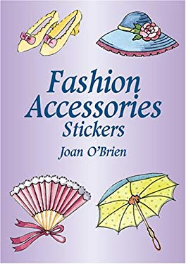 Fashion Accessories Stickers 9780486430713