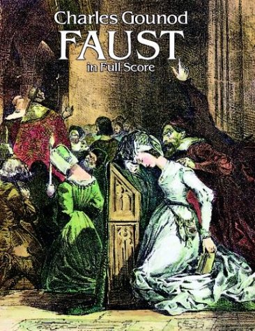 Faust in Full Score 9780486283494